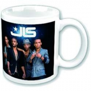 JLS OUTTA THIS WORLD - MUG (11oz) (Brand New In Box)